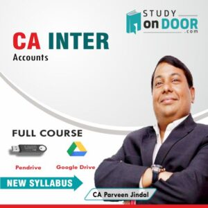 CA Intermediate Accounts by CA Parveen Jindal