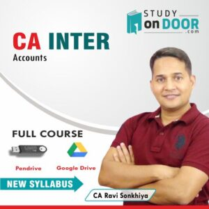 CA Intermediate Accounts by CA Ravi Sonkhiya