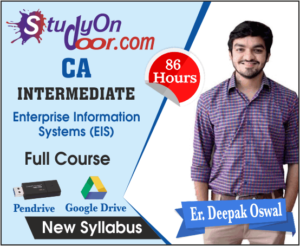 CA Intermediate Enterprise Information System (EIS) Full Course New Syllabus by Deepak Oswal