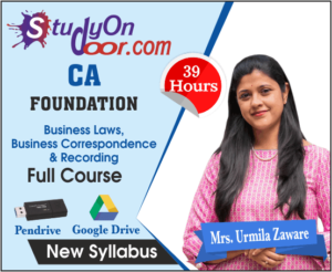 CA Foundation Ur