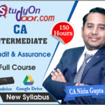 CA Intermediate Audit & Assurance Full Course by CA Nitin Gupta