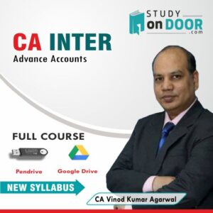 CA Intermediate Advanced Accounts by CA Vinod Kumar Agarwal