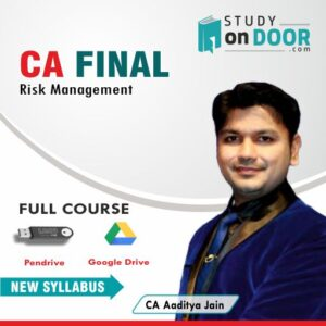 CA Final Elective Paper - Risk Management Full Course by CA Aaditya Jain