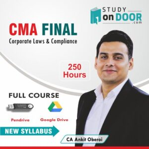 CMA Final Corporate Laws and Compliance Full Course New Syllabus by CA Ankit Oberoi