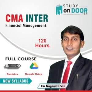 CMA Intermediate Financial Management (FM) New Syllabus Full Course by CA Nagendra Sah
