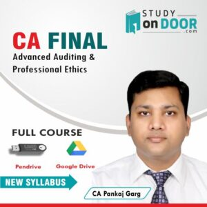 CA Final Advanced Auditing and Professional Ethics by CA Pankaj Garg