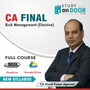 CA Final Risk Management (Elective) by CA Vinod Kumar Agarwal