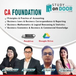 CA Foundation All Subjects by IGP Institute