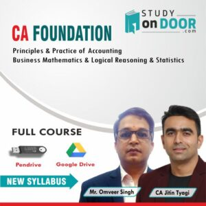 CA Foundation Combo (Accounting+Math) by IGP Institute