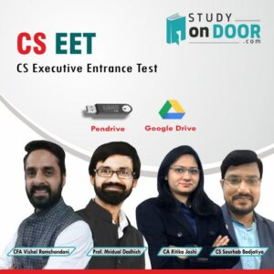 CS EET All Subjects by Pace Academy for Nov 2020 Exams