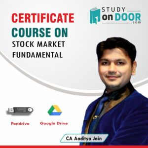 Stock Market Fundamental by CA Aaditya Jain