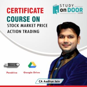 Certificate Course on Stock Market Price Action Trading by CA Aaditya Jain