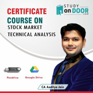 Certificate Course on Stock Market Technical Analysis by CA Aaditya Jain