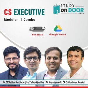 CS Executive Module-I Combo by Inspire Academy