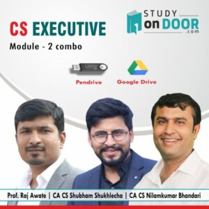 CS Executive Module-ll Combo by Inspire Academy
