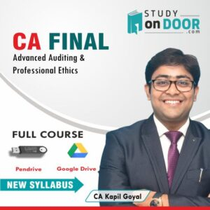 CA Final Advanced Auditing & Professional Ethics by CA Kapil Goyal