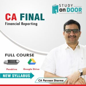 CA Final FR by CA Parveen Sharma