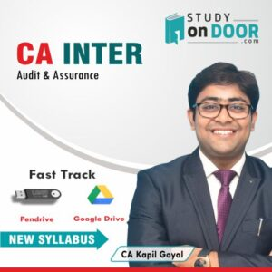 CA Intermediate Auditing & Assurance Fast Track by CA Kapil Goyal