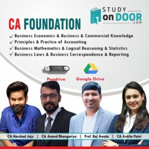 CA Foundation All Subjects by SPC
